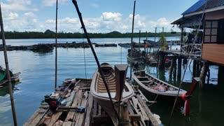 Thailand Fishing Village Panyee - Exotic Travel Holiday