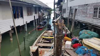 Thailand Fishing Village Panyee - Travel Holiday Destination
