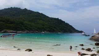 Thailand - Tropical Beach Racha Island