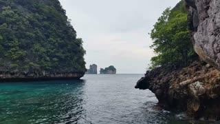 tropical island - Thailand Tourism Maya Bay Koh Phi Phi