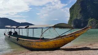 Tropical Paradise Thailand - Long Boat Phang-Nga Bay
