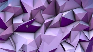 3D render motion poly wallpaper futuristic geometric background