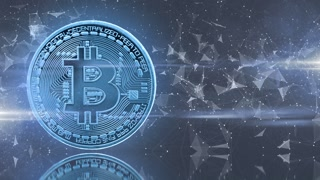 Bitcoin is a blockchain digital currency known as a cryptocurrency, stored in a digital wallet