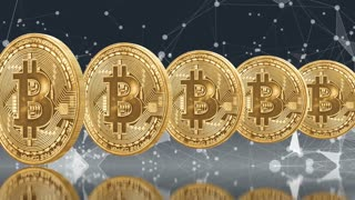Bitcoin is a cryptocurrency and worldwide blockchain digital currency