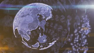 Crypto currency blockchain encryption world networks and finance