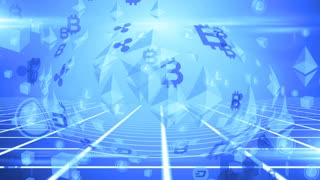 Cryptos and cryptocurrency blockchain decentralized digital currency
