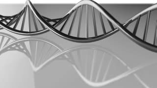 DNA gene medical research into the bio chemistry of living organisms using crisp