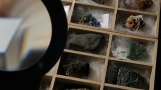 Earth Science Geology Rock Mineral Collection