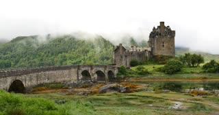 Eilean Donan Castle - Scottish Highlands, Scotland United Kingdom Europe