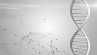 Gene therapy and genetic engineering of human genes DNA for medical research