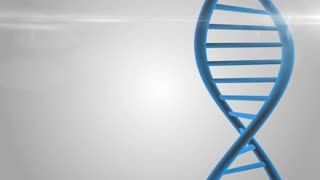 Gene therapy is when DNA is introduced into a patient to treat a genetic disease