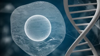 Genetic engineering of DNA human genome for scientific research
