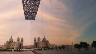 Marseille port city southern France european tourism destination