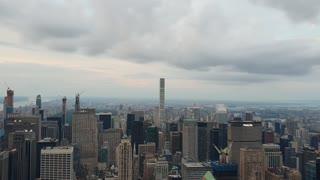 New York city skyline skyscraper cityscape panorama