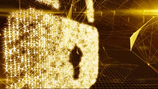 Online security from virus attack over encrypted digital data global networks
