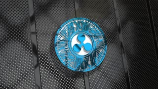 Ripple coin XRP is a blockchain cryptocurrency for financial transactions