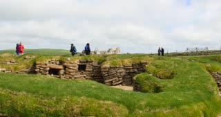 Skara Brae Orkney Scotland, British Isles, Europe