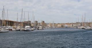Vieux-Port, Marseille port city southern France european tourism destination