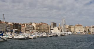 Vieux-Port, Marseille port city southern France european tourism destination