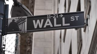 Wall Street New York City stock exchange global financial hub