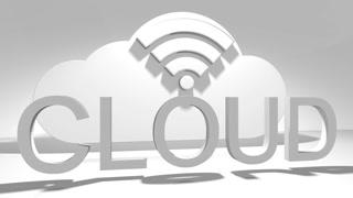 Wireless wifi dig data cloud computing IoT online storage technology