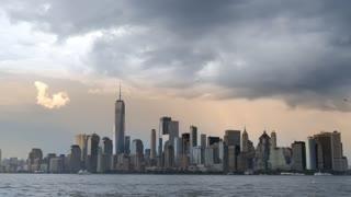 World Trade Center New York city September 11 Memorial Day background