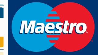 Visa, Mastercard, Paypal logos online shopping payment e-commerce purchase