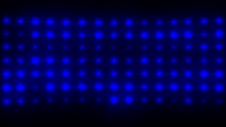 Yellow Bright Flashing Wall of Lights Concert Stage Sports Stadium Background