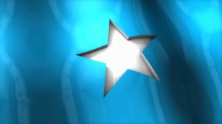 3D flag, Somalia, waving, ripple, Africa, Middle East.