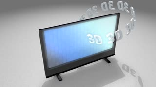 3d television, entertainment, lcd, screen, effect.