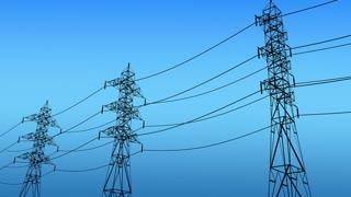 cable, electric, energy, grid, power, pylon, supply, tower