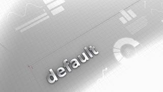 Default growing chart
