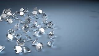 Diamond gemstones, precious, resource, mineral, natural.
