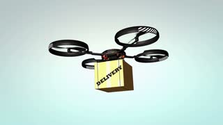 Drone delivery, new technology