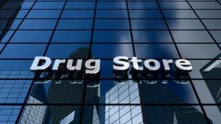 Drug store building