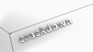 Growing chart Crackdown