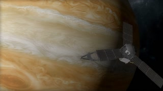 Jupiter mission, Juno spacecraft