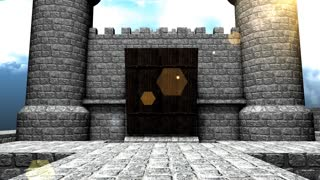 Medieval castle, background, story, build.