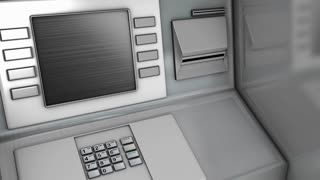 Out of sevice ATM, broken, access, card, user, bank, money.