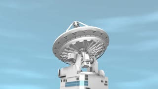 Radio telescope, communication, signal, system, giant disk.