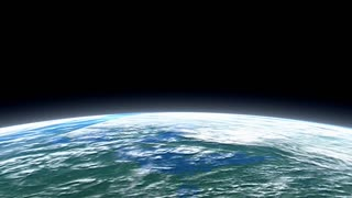 space, earth, low orbit, astronomy, view, science, planet