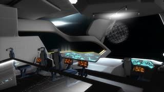 spaceship, fiction, cockpit, control, system, center
