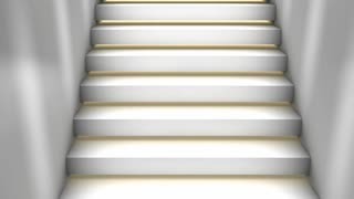 Stairs, concept, upward, success, motivation.
