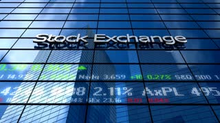 Stock market building, office, market, stock, buy, sell, broker, agent.