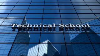 Technical school building