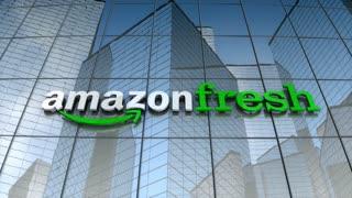 Editorial, Amazon Fresh building