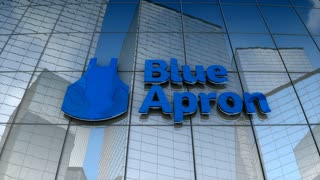 Editorial, Blue Apron building
