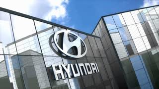 Editorial, Hyundai Motor building