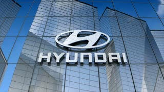 Editorial, Hyundai Motor building