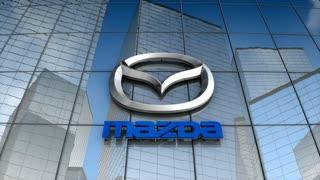 Editorial, Mazda Motor building